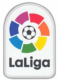 La Liga Patch (85mm)