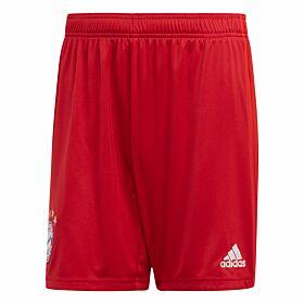 adidas Bayern Munich Home Shorts 2019-2020