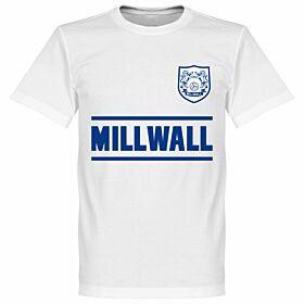 Millwall Team Tee - White