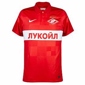 21-22 Spartak Moscow Home Shirt