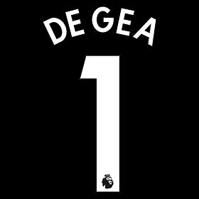 De Gea 119-20 Man United GK