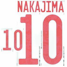 Nakajima 10 (Official Printing)