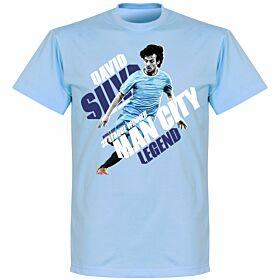 Silva Man Legend Tee - Sky
