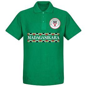 Madagascar Team Polo Shirt - Green