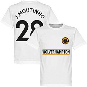 Wolverhampton J Moutinho 28 Team Tee - White