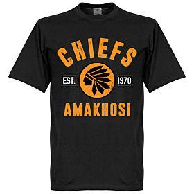 Kaizer Chiefs Established Tee - Black