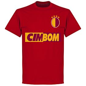 Galatasaray Team T-Shirt - Tango Red