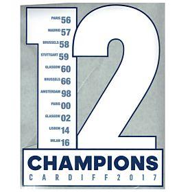Champions 12 (Official Celebration Printing)