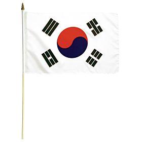 South Korea Small Flag