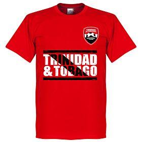 Trinidad and Tobago Team Tee - Red
