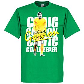 Craig Gordon Legend Tee - Green