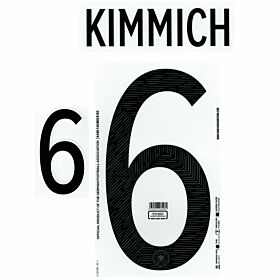 Kimmich 6 (Official Printing)