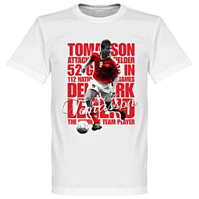 Tomasson Legend Tee - White