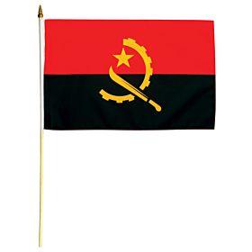 Angola Small Flag