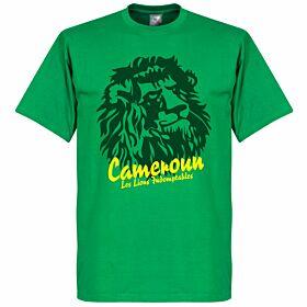 Cameroon Lion Tee