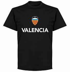 Valencia Team T-shirt - Black