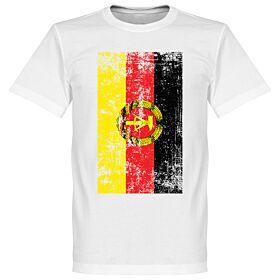 DDR Flag Tee - White