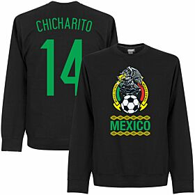 Mexico Chicharito Sweatshirt - Black
