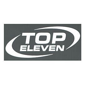 Top Eleven Sleeve Sponsor - White