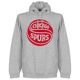 Chicago Spurs Hoodie  - Grey