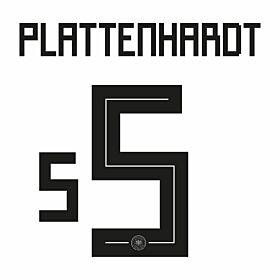 Plattenhardt 5 (Official Printing)