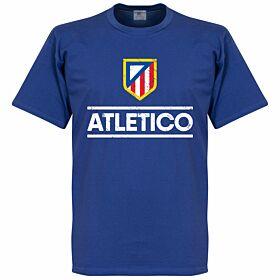 Atlético Team Tee - Royal