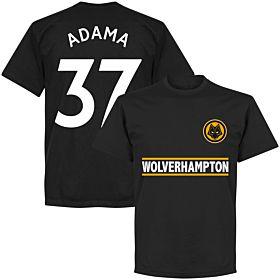 Wolverhampton Adama 37 Team Tee - Black