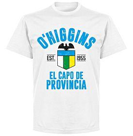 O'Higgins Established T-Shirt- White