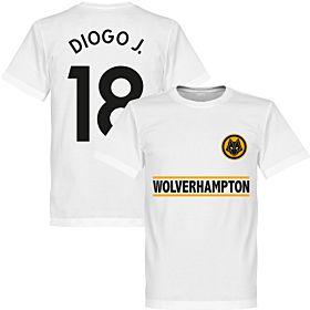 Wolverhampton Diogo J 18 Team Tee - White