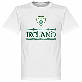 Ireland Team Tee - White
