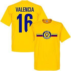 Ecuador Logo Valencia Tee