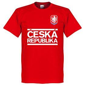 Czech Republic Team Tee - Red