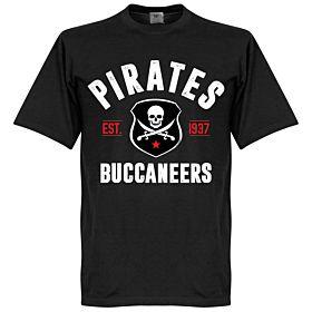 Pirates Established Tee - Black