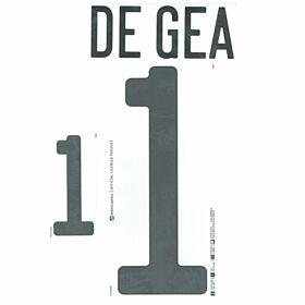 De Gea 1 19-20 Spain Home H GK