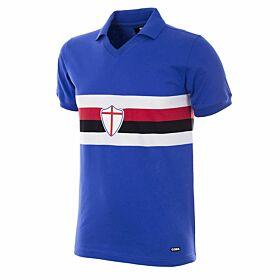 Copa Sampdoria Home Retro Shirt 1981-1982