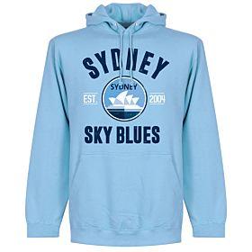 Sydney Established Hoodie - Sky