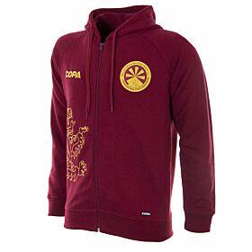 20-21 Tibet Zip Hooded Sweater