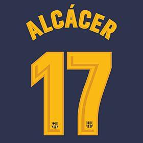 Alcácer 17  (La Liga)