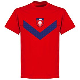 Lille Team T-shirt - Red
