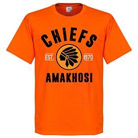 Kaizer Chiefs Established Tee - Orange