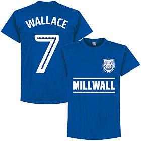 Millwall Wallace 7 Team Tee - Royal