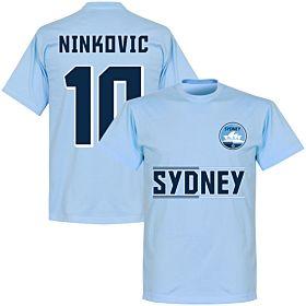 Sydney Ninkovic 10 Team T-Shirt - Sky