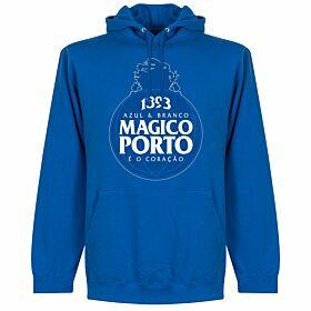 Magico Porto Hoodie - Royal