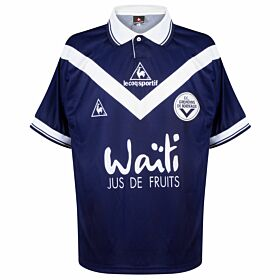 Le Coq Sportif Girondins de Bordeaux 1998-1999 Home Shirt - New Condition (w/tags) - Size XL