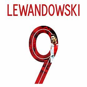 Lewandowski 9 (Gallery Style) 19-20 Poland Cent.