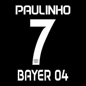 Paulinho 7 (Official Printing)