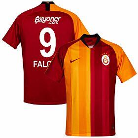 Nike Galatasaray KIDS Home Falcao 9 Jersey 2019-2020 (Fan Style Printing)