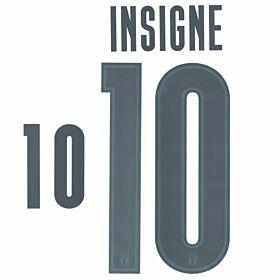 Insigne 10 Italy Away 2020