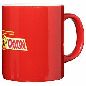 FC Union Berlin Logo Mug - Red
