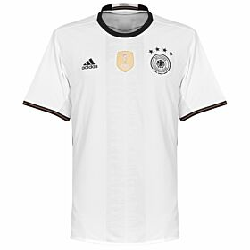 Germany Home Can Jersey 2016 / 2017 (Printing Not Shown)